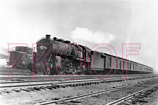 Pennsylvania Railroad (PRR) Engine 8639 at Indianapolis, IN in 1923 - 8x10 Photo