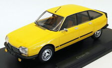 NOREV 1:18 AUTO DIE CAST CITROEN GS X3 1979 MINOSA YELLOW GIALLO ART 181624