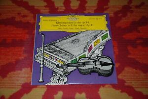 """♫♫♫ Schumann - Frankl / Pauk-Quartett - Klavierquintett DGG LPE 17132, 10""""  ♫♫♫"""