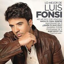 Luis Fonsi - Lo Mejor de [New CD]