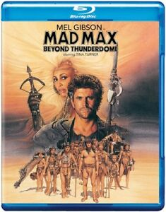 Mad Max Beyond Thunderdome [New Blu-ray]