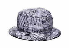 LRG Men's Geometric Solid Reversible Bucket Hat