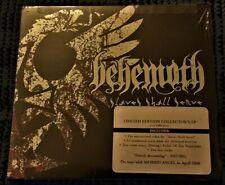 Black/Death Metal BEHEMOTH LIMITED EDITION COLLECTOR'S EP CD
