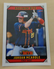 Jordan McArdle 2018/19 Australian Baseball League card - Adelaide Bite