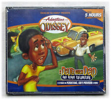 NEW A Date With Dad #46 and other Calamities Adventures in Odyssey Audio CD Set