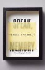Speak, Memory: An Autobiography Revisited by Nabokov, Vladimir