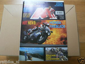 MO9209-HONDA CBR900RR,MX CROSS INFO VOHLAND,GRASBAAN,HONDA CB750,NX650 DOMINATOR