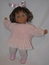 """Cute 14"""" Vinyl/Cloth Lissi Doll Made In Italy"""