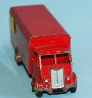 Meccano DINKY UK SUPERTOYS original 919 GUY OTTER ROBERTSON'S GOLDEN SHRED 1957
