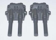 Scorponok Headmaster 2x Dual Laser Cannons Guns 1987 Vintage G1 Transformers