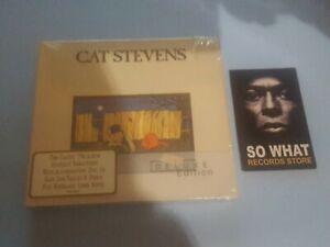 CAT STEVENS - TEASER AND THE FIRECAT. 2 CD DELUXE DIGIPACK EDITION NEW SEALED
