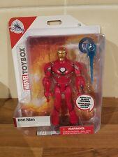 Marvel Iron Man #15 Disney Store Toybox Action Figure Exclusive New