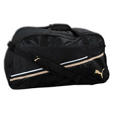 Puma King Training Duffel Bag Gym Bag Travel 2011 Brand New Black / Gold / White