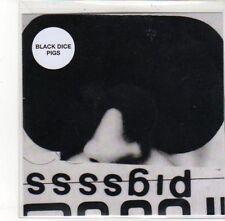 (DK897) Black Dice, Pigs - 2012 DJ CD