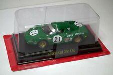 Ferrari 250, LM #21 - Green, Metal, Birthday, Cake, 1/43 Scale, Altaya.