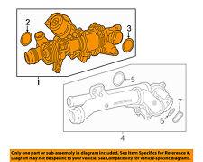 MERCEDES OEM 2017 C300-Engine Water Pump 2742000900