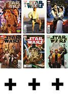 STAR WARS VOL. 4 #1 Variant, Exclusive, Incentive+ ~ Marvel Comics