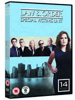 Law and Order - Special Victims Unit: Season 14 DVD (2017) Mariska Hargitay