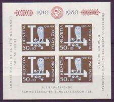 Schweizer postfrische Briefmarken (1960-1969)
