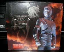 MICHAEL JACKSON HISTORY SPAIN SPECIAL EDITION PAST PRESENT & FUTURE 1 SCREAM