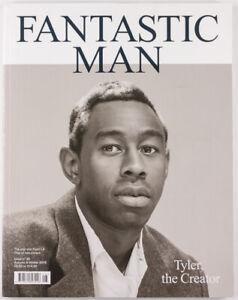 Tyler, The Creator Autumn Fall Winter 2018 FANTASTIC MAN MAGAZINE Mint condition