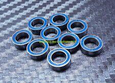 [10 Pcs] MR105-2RS Width 3mm (5x10x3 mm) Rubber Sealed Ball Bearing Bearings