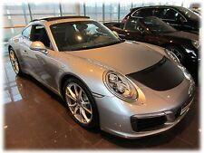 Bonnet Bra Porsche Boxster Cayman Typ 981 2012- CUSTOM CAR HOOD BRA NOSE MASK