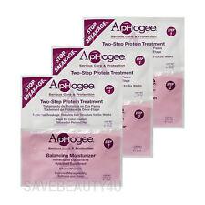 3Pks Aphogee Two Step Protein Treatment 1oz & Balancing Moisturizer 0.75oz Combo