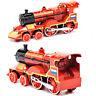 Die-cast Russian Locomotive Model - Diecast Metal Red Arrow Russian Train Toy