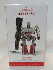 2015 Hallmark Keepsake Ornament Megatron Transformers B1