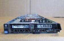 HP Proliant SL230s Gen8 650047-B21 2 x Xeon ocho núcleos 2.60GHz 24GB servidor blade