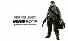 Ashley Wood - threeA - 3A - WWR - Rothchild Field Mechanic - Night Fixer Jenkins
