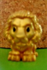 The Lion King Gold Simba Ooshie Ultra Rare Collectible Item from Woolworths