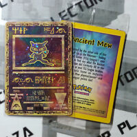 Pokemon MEW ANTICO ANCIENT SIGILLATO Sealed Promo Wizard WOTC Nintendo PSA BGS?