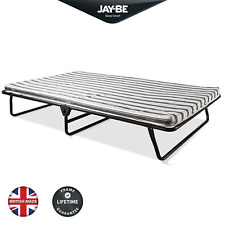 JAY-BE Value Double Folding Bed with Airflow Fibre Mattress