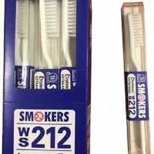 Wisdom 212 Smokers Extra Hard Blue Bristle Tooth Brush