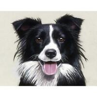 5D DIY Full Drill Diamond Painting Dog Embroidery Mosaic Craft Kits Decor #JT1