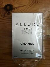 ALLURE HOMME de CHANEL-EDITION BLANCHE EDT Concentree 150ml Vaporisateur spray