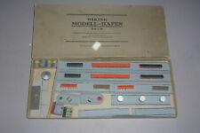 Alter Wiking Modell Hafen Vorkrieg DRGM in OVP