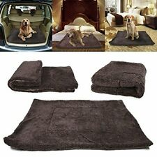 Large Warm Soft Fleece Pet Dog Kennel Cat Bed Mat Pad Cushion Blanket 41*30 Inch
