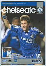 Chelsea V MIDDLESBROUGH-Premiership - 30/3/08 - programma di calcio