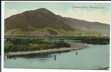 Thomson River , Kamloops, British Columbia, Canada
