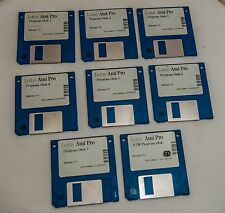 Lotus Ami Pro 3.0 Word Processor Software for Windows Disks