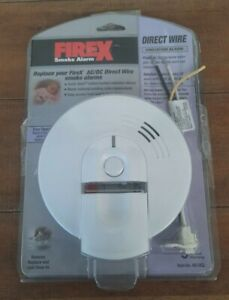 Firex Smokr Alarm Direct Wire Ionization Alarm