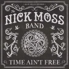 Moss Band Nick time Ain T White Blues U s A