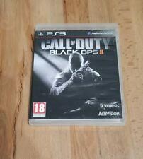 Call of Duty Black Ops 2 II PS3 (En Inglés)