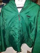 Vintage Mens Bugle Boy Hooded Light Weight Jacket New With Tags