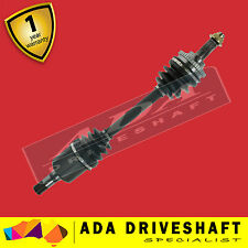 1 TOP QUALITY BRAND NEW CV JOINT DRIVE SHAFT Ford Courier 87-02 Driver Side