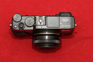 Fujifilm X-E1 with Fuji XF-27mm 2.8 Lens
