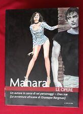 """fumetto Milo Manara """"Le Opere! volume 5"""